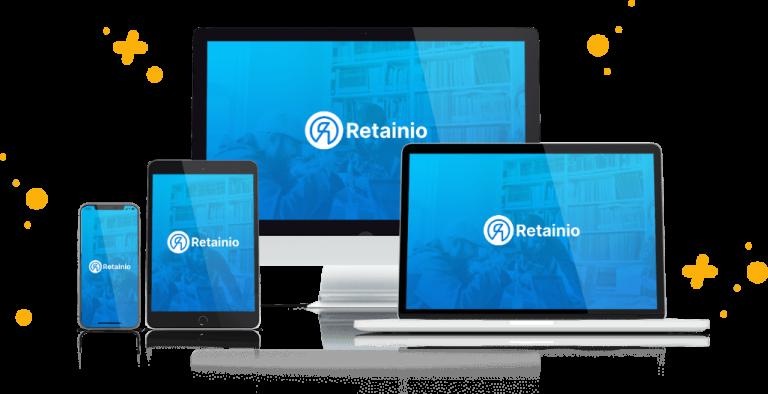 Retainio Coupon Code screenshot