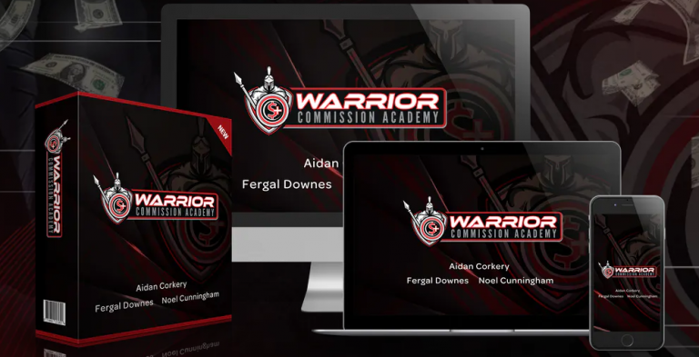 Warrior Commission Academy Coupon Code screenshot