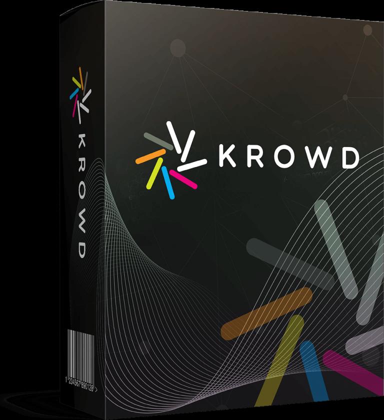 Krowd Coupon Code screenshot