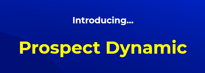 Prospect Dynamic Coupon Code screenshot