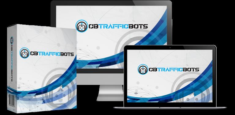 CB Traffic Bots Coupon Code screenshot