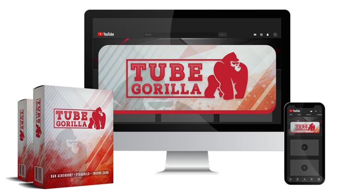 Tube Gorilla Coupon Code screenshot