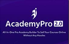 AcademyPro 2.0 Coupon Code screenshot