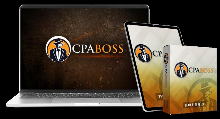 CPA BOSS Coupon Code screenshot