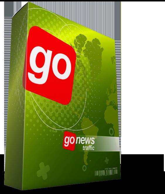 GoNews Coupon Code screenshot