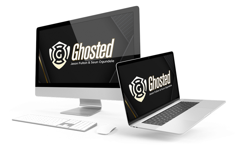 Ghosted Coupon Code screenshot