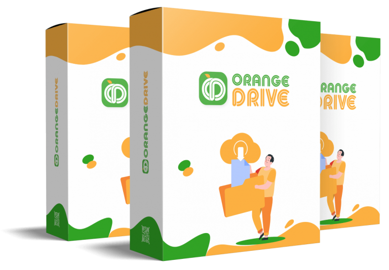 OrangeDrive Coupon Code screenshot
