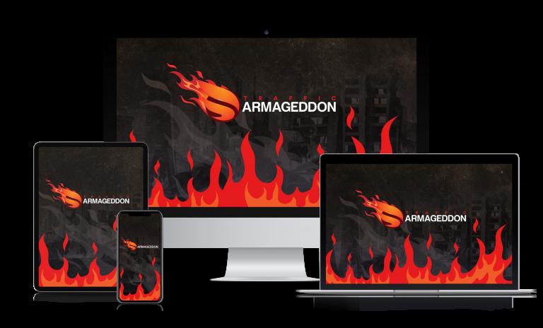 Traffic Armageddon Coupon Code screenshot