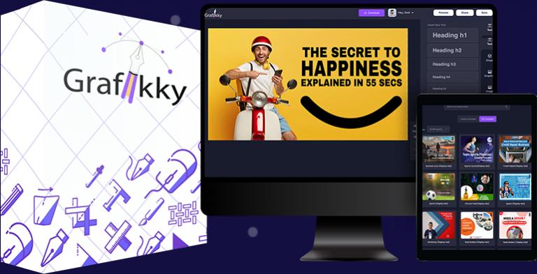 Grafikky Commercial Coupon Code screenshot