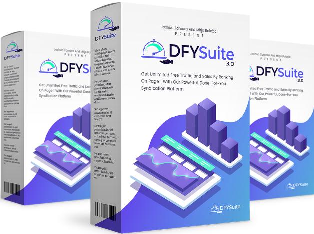 DFY Suite 3.0 Agency Coupon Code screenshot