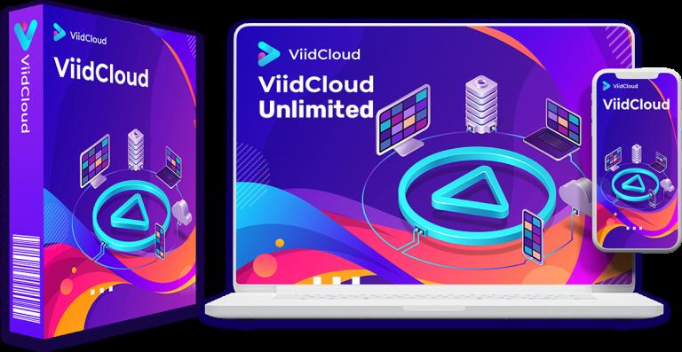 ViidCloud Unlimited Coupon Code screenshot