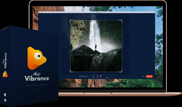 PhotoVibrance Coupon Code screenshot