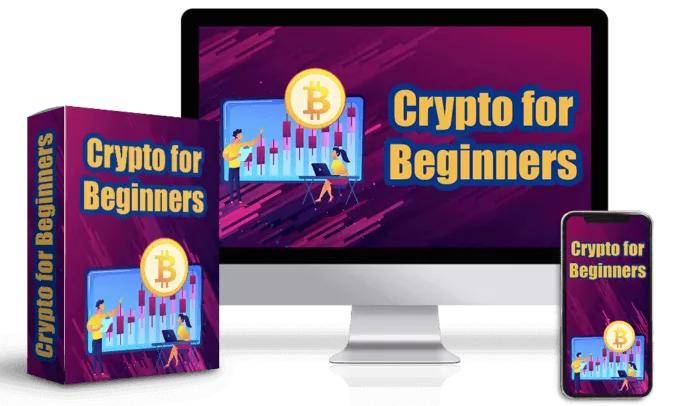 Crypto for Beginners PLR Coupon Code screenshot