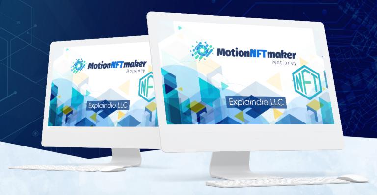 MotionNFTMaker Coupon Code screenshot