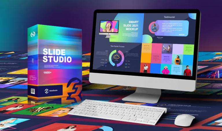 SlideStudio Coupon Code screenshot