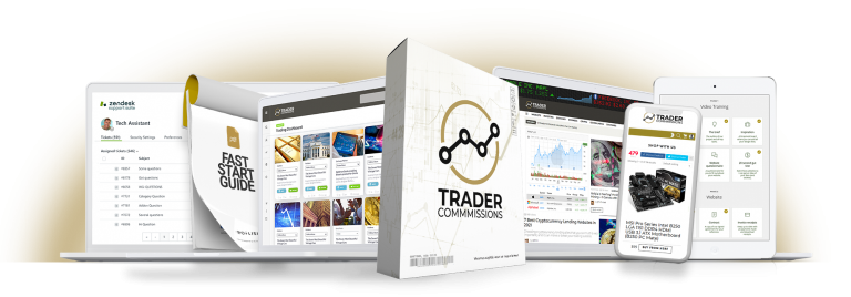 Trader Commissions Coupon Code screenshot