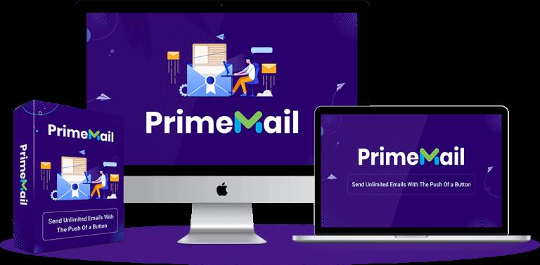 PrimeMail Coupon Code screenshot