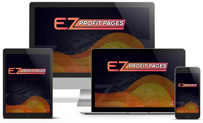 EZ Profit Pages Coupon Code screenshot