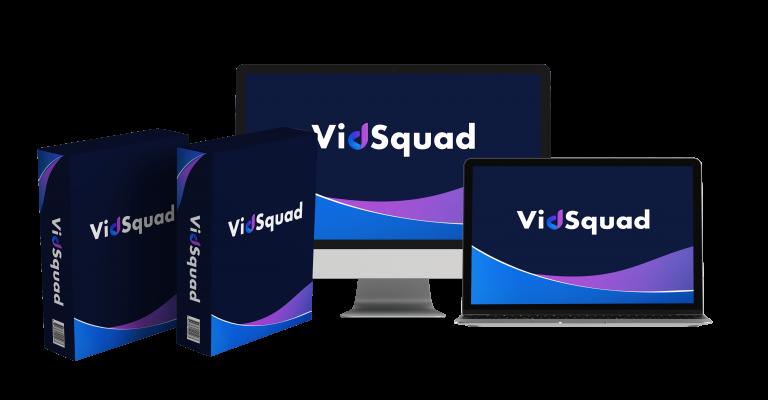 VidSquad Coupon Code screenshot