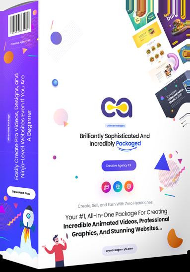 Creative Agency FX Coupon Code screenshot