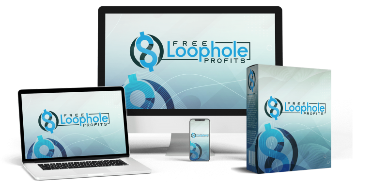Free Loophole Profits Coupon Code screenshot