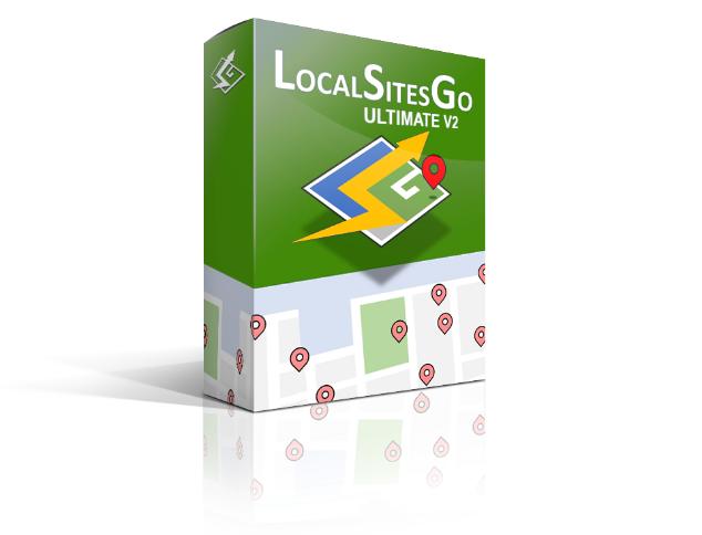 LocalSitesGo Ultimate V2 Coupon Code screenshot